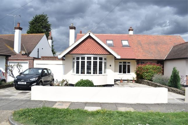 Thumbnail Semi-detached bungalow for sale in Taunton Drive, Westcliff-On-Sea, Essex