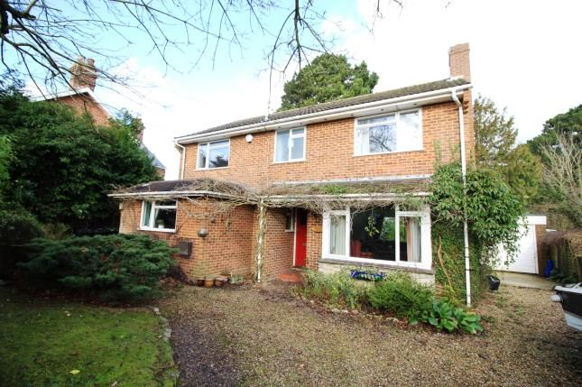 Thumbnail Detached house for sale in Walkford, Christchurch, Dorset