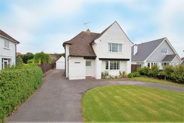 Thumbnail Detached house for sale in First Avenue, Summerley Private Estate, Felpham