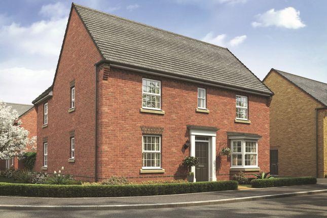 "Thumbnail Detached house for sale in ""Layton"" at The Mount, Frome"
