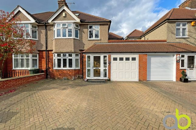 Thumbnail Semi-detached house for sale in Tennyson Avenue, Grays
