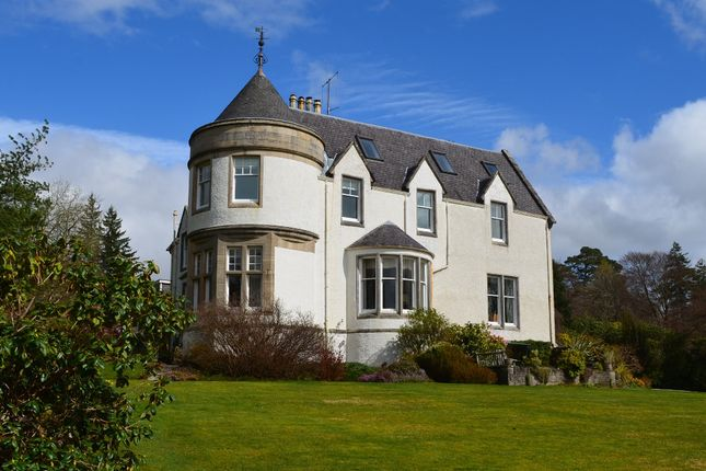 Thumbnail Flat for sale in Station Road, Rhu, Helensburgh
