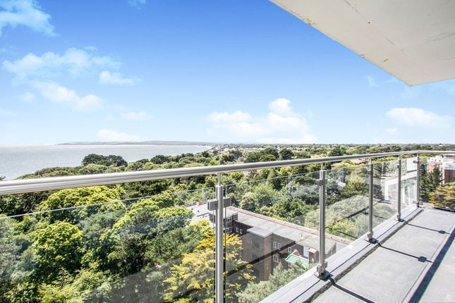 Flat for sale in Admirals Walk, West Cliff Road, Westbourne, Bournemouth