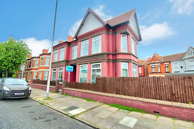 Thumbnail Semi-detached house for sale in Mount Road, Birkenhead