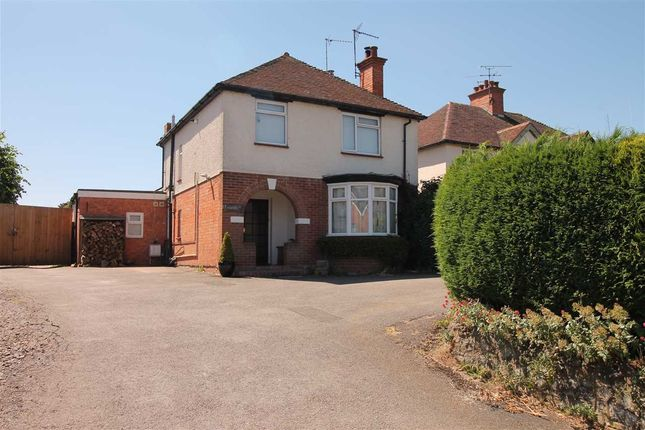 Thumbnail Detached house for sale in Birmingham Road, Alcester, Alcester