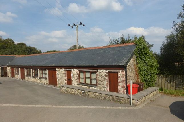 Commercial property to let in Holwood Business Centre, Blunts, Saltash