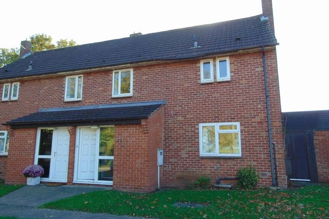 Thumbnail Semi-detached house to rent in North Drive, Cranwell, Sleaford