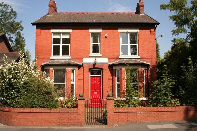 Thumbnail Detached house for sale in Padgate Lane, Padgate, Warrington