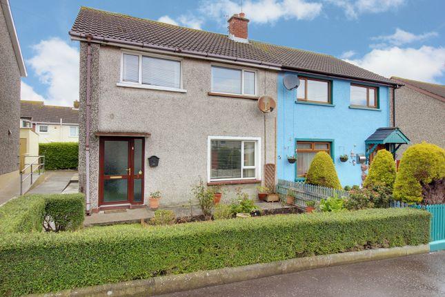 Thumbnail Semi-detached house for sale in Park Crescent, Millisle
