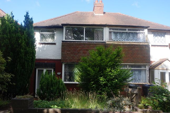 Thumbnail Semi-detached house for sale in Atlantic Road, Great Barr, Birmingham