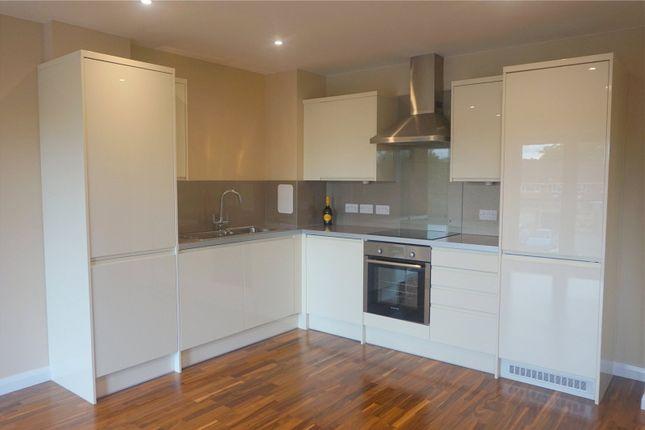 Thumbnail Flat to rent in Horizon House, Azalea Drive, Swanley, Kent