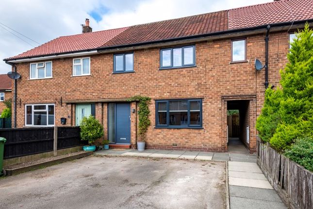 Thumbnail Terraced house for sale in Rensherds Place, High Legh, Lymm