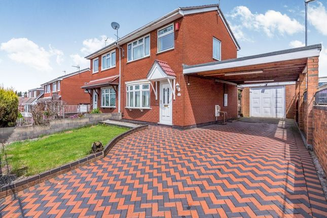 Thumbnail Semi-detached house for sale in Westport Road, Burslem, Stoke-On-Trent