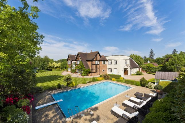 Thumbnail Detached house to rent in Ockham Lane, Cobham, Surrey