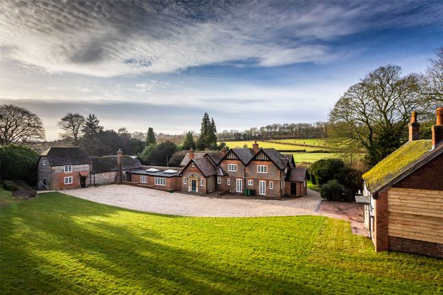 Thumbnail Detached house for sale in St. Mary Bourne, Andover, Hampshire