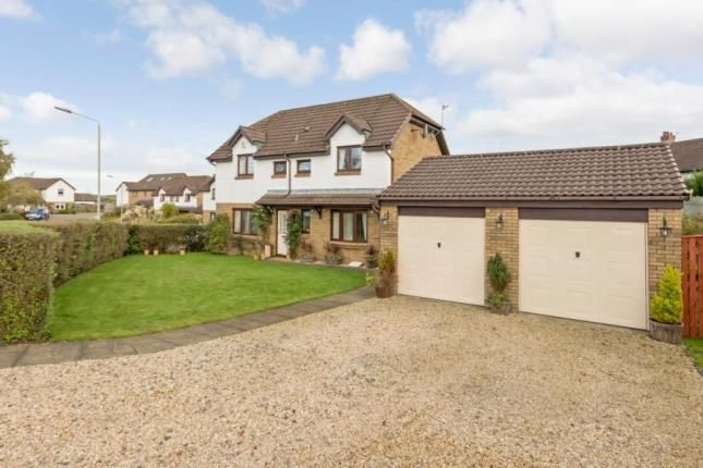 Thumbnail Detached house for sale in Northacre, Kilwinning, North Ayrshire