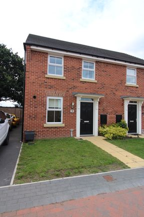 Thumbnail Semi-detached house for sale in Sherwood Close, Auckley, Doncaster