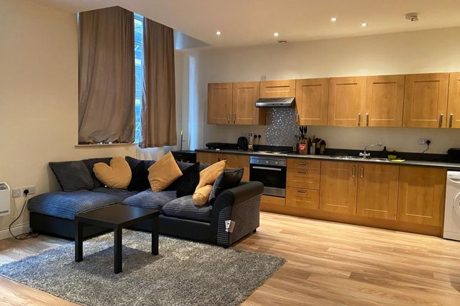 Flat to rent in Wimbledon Street, St Georges Mill, Leicester