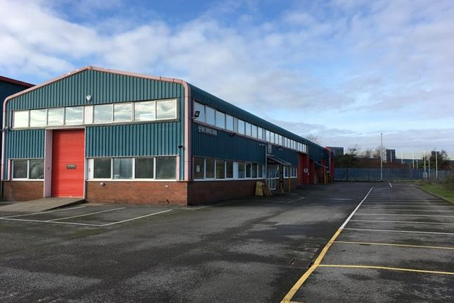 Thumbnail Light industrial to let in Princess Of Wales Court, Seaway Parade, Port Talbot, Port Talbot
