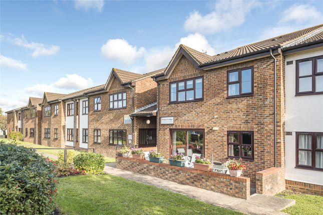 Thumbnail 1 bed flat for sale in Priory Lodge, 49A Glebe Way, West Wickham