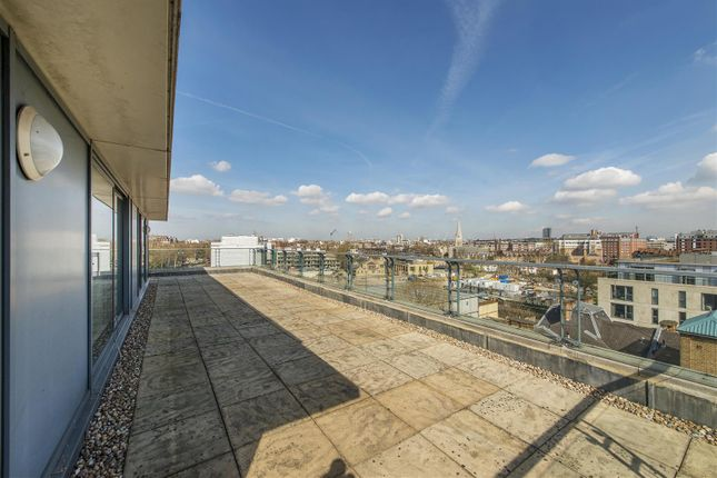 Thumbnail Flat for sale in Chelsea Gate Apartments, 93 Ebury Bridge Road, Chelsea, London