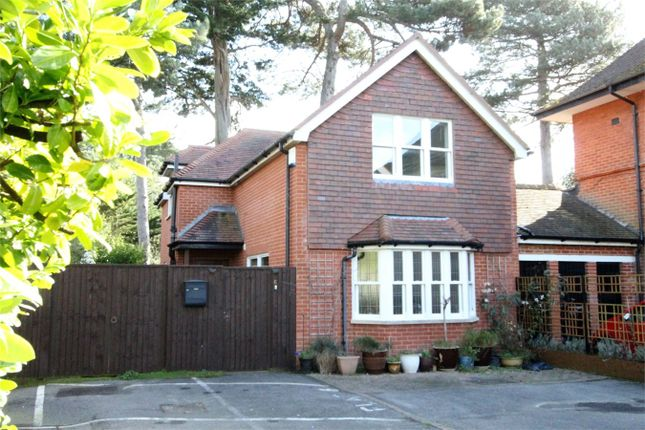 Thumbnail Detached house for sale in West Overcliff Drive, West Cliff, Bournemouth