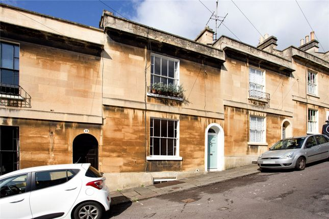 Thumbnail Terraced house for sale in Brunswick Street, Bath