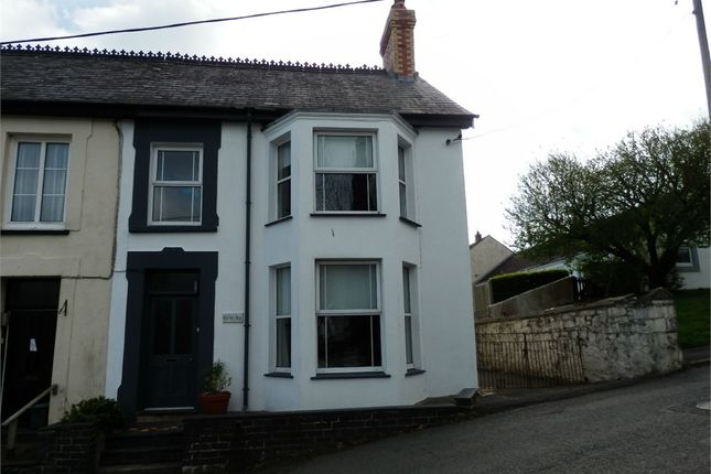 Thumbnail Semi-detached house for sale in Francis Street, New Quay, Ceredigion