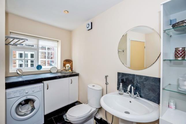 Bathroom/Utility Are