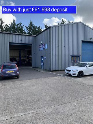 Thumbnail Commercial property for sale in CB8, Snailwell, Cambridgeshire