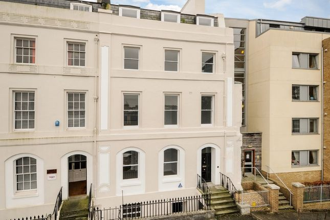 Thumbnail Flat for sale in The Crescent, Plymouth