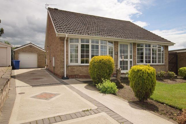 Thumbnail Bungalow for sale in Windsor Drive, Caistor, Market Rasen
