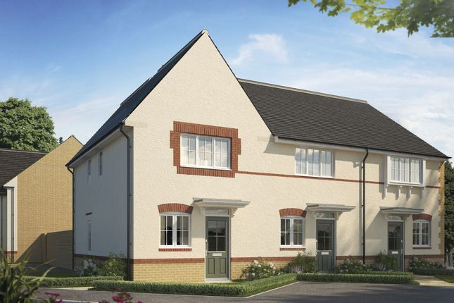 """Thumbnail End terrace house for sale in """"Tiverton"""" at Charlton Park, Midsomer Norton, Radstock"""