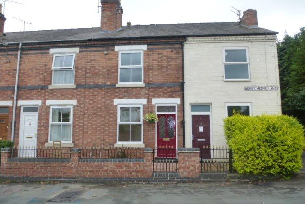 2 bed terraced house to rent in Berry Hedge Lane, Burton-On-Trent DE15