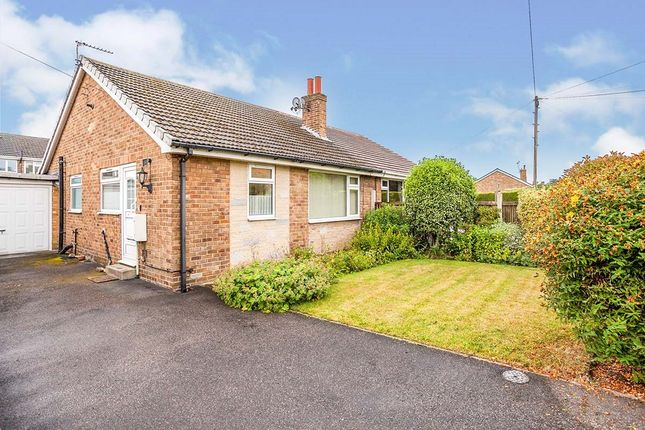 2 bed bungalow to rent in Thornleigh Drive, Wakefield, West Yorkshire WF2