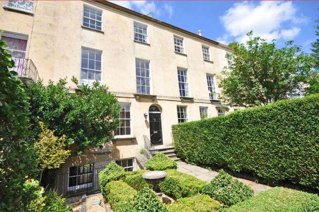 Thumbnail Town house to rent in Cambray Place, Cheltenham