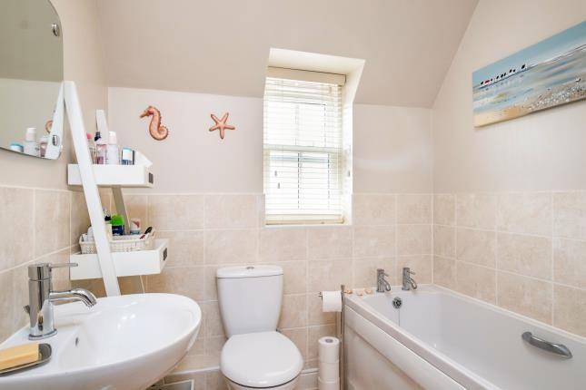 Bathroom of Alfred Knight Close, Duston, Northampton, Northamptonshire NN5