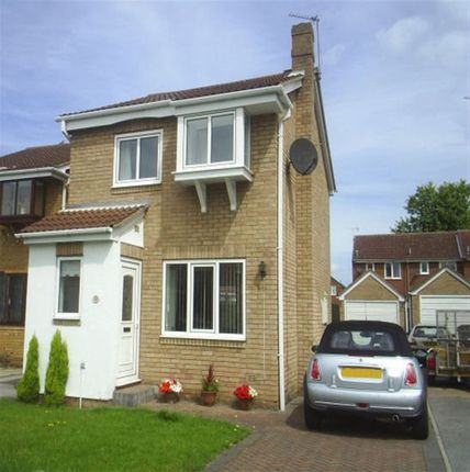Thumbnail Detached house to rent in Heather Close, Selby