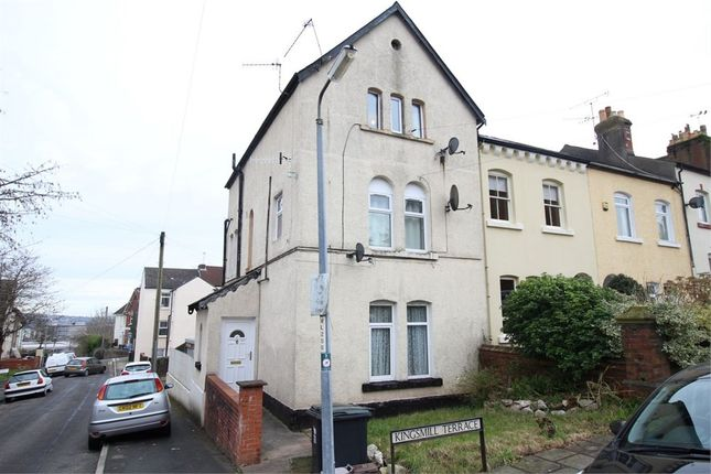 Thumbnail Flat for sale in Kingsmill Terrace, Newport