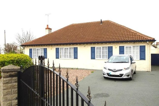 Thumbnail Bungalow for sale in Cliff Road, Wallasey