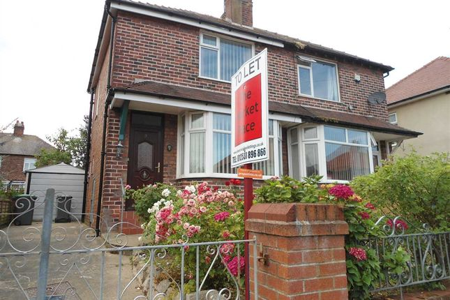 Thumbnail Semi-detached house to rent in Kildare Road, Bispham, Blackpool