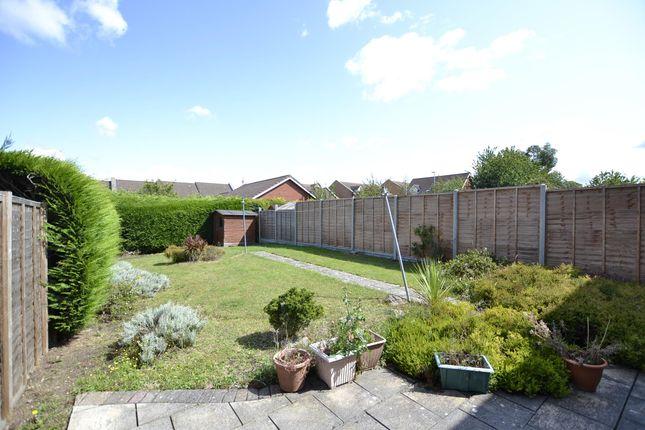 Garden of Tilling Road, Manor Farm, Bristol BS10