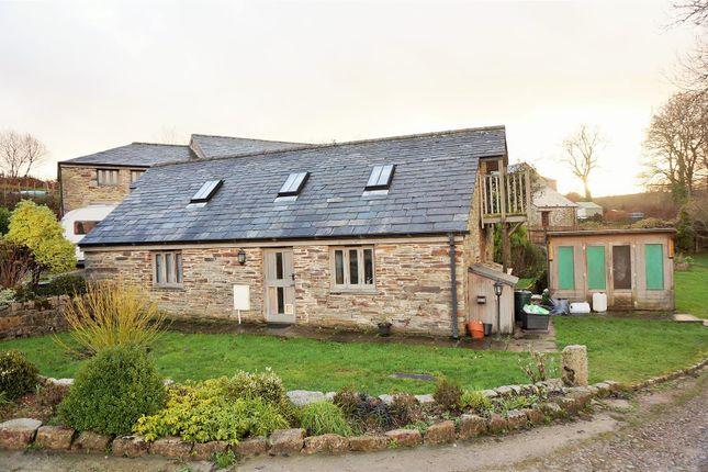 Thumbnail Barn conversion to rent in Dobwalls, Liskeard