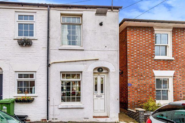 Thumbnail End terrace house for sale in Methuen Street, Inner Avenue, Southampton