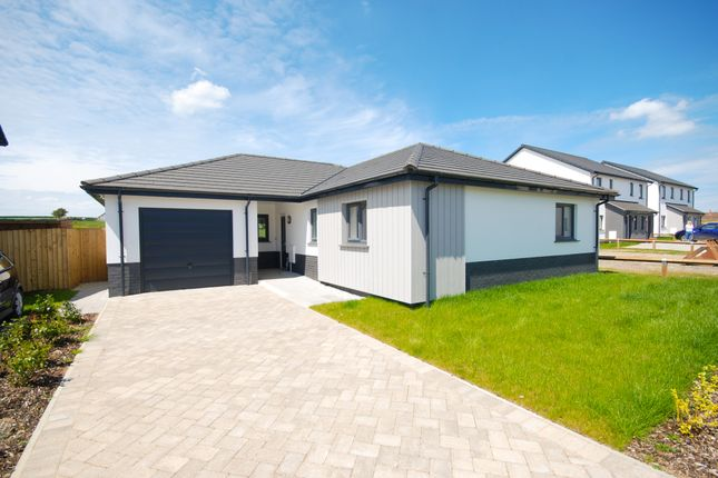 Thumbnail Detached bungalow for sale in New Homes At Stanley Court, Parkham, Bideford