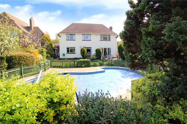 Thumbnail Detached house for sale in West Kingston Estate, East Preston, West Sussex