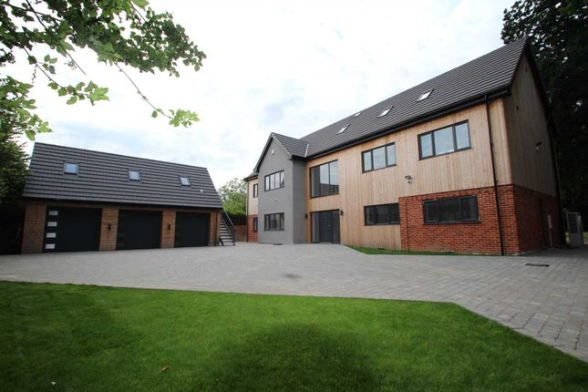 Thumbnail Detached house to rent in Church Road, Blofield, Norwich
