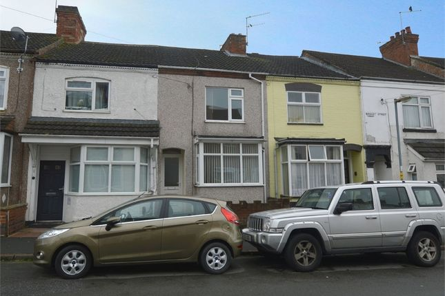 Thumbnail Terraced house to rent in Bridget Street, New Bilton, Rugby, Warwickshire