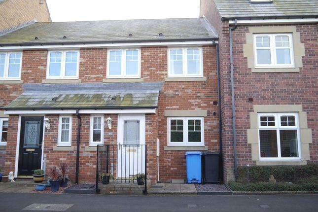 Thumbnail Terraced house for sale in The Lairage, Ponteland, Newcastle Upon Tyne