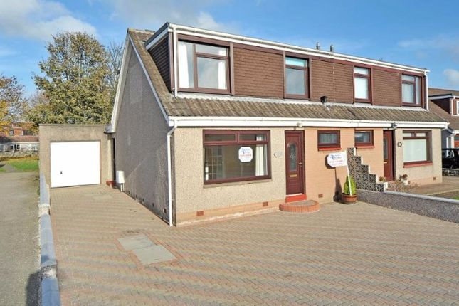 Thumbnail Semi-detached house to rent in Parkhill Circle, Dyce, Aberdeen